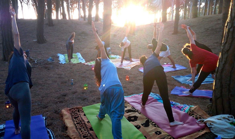 Lezioni di Yoga Cecina