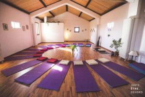 Centro Ahisma - Ritiro Yoga