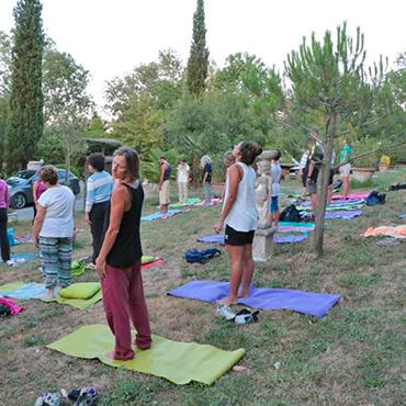 Centro Ahimsa - Yoga e Trekking